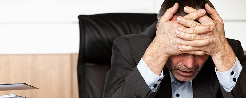 Executive Burnout: the story of a 'workaholic'