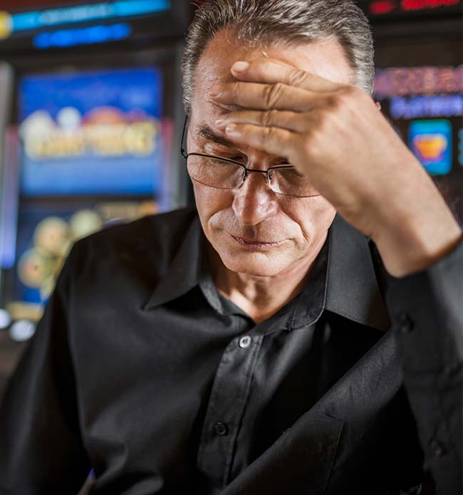 Gambling addiction: the grim reality - Phoenix Individual Retreat in Spain